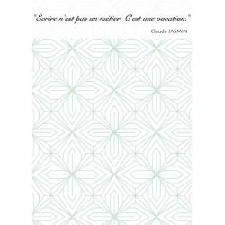 Bloc note Citation Claude...