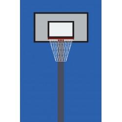 Affiche premium Basketball