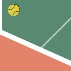 Affiches Premium Tennis