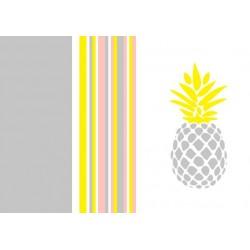 Set de table Ananas